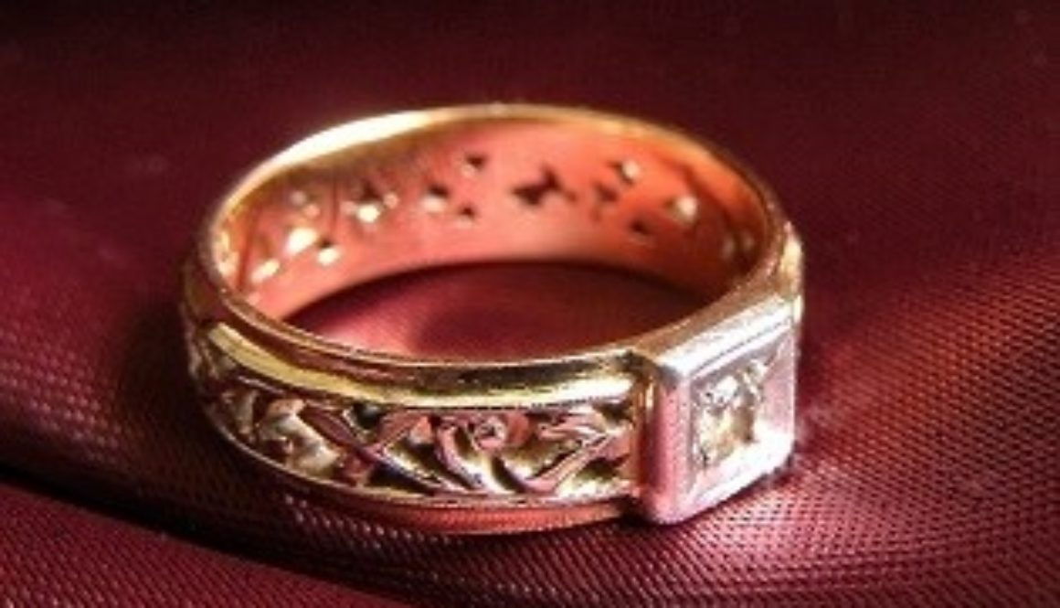 History of engagement rings Archives