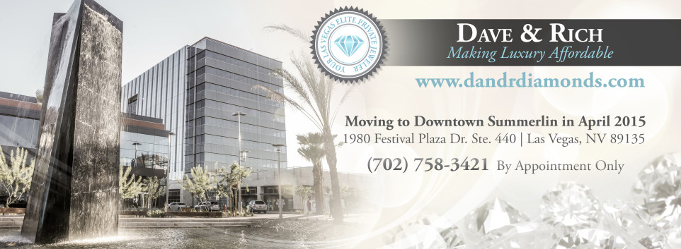 Our New Home, Downtown Summerlin In April